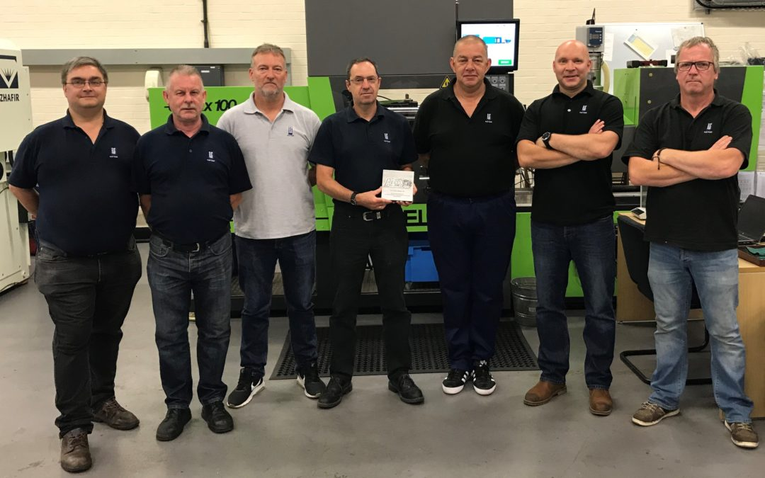 RJG Technologies awarded UK – Niche Training Consultancy of the Year