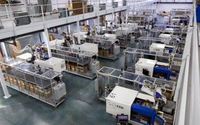 PCI Components: 如同为每台注塑机配备一位全职审核员